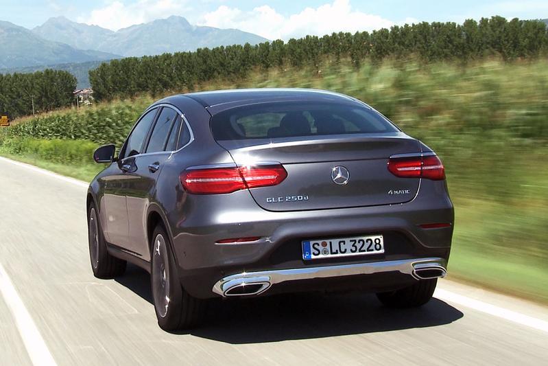 Mercedes Benz Glc Coup 233 Rijimpressies Autoweek Nl
