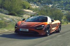 McLaren 720S - Rij-impressie