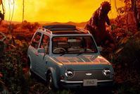 Persplaat: Nissan Pao