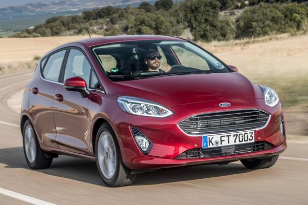 Rij-impressie: Ford Fiesta