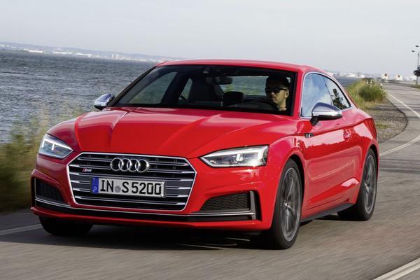 Alle prijzen van Audi A5 Coupé