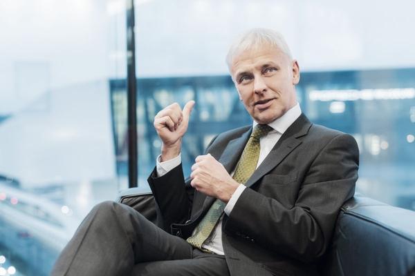 Volkswagen verwacht snelle deal in VS