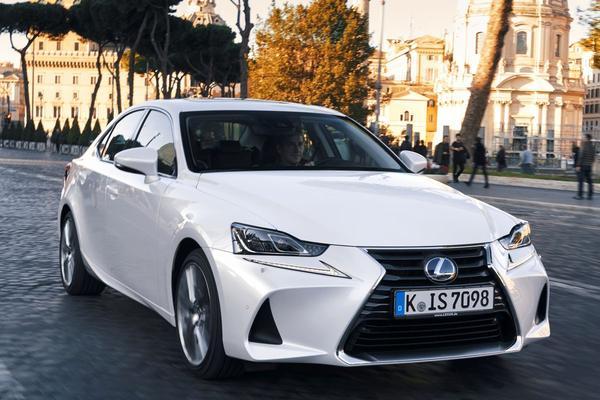 Rij-impressie: Lexus IS 300h