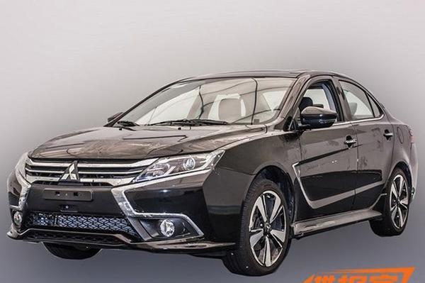 Mitsubishi Lancer als Frankenstein naar China
