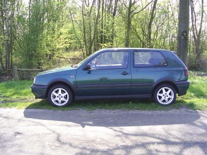 Volkswagen Golf 1.6 100pk Milestone Sport 1997