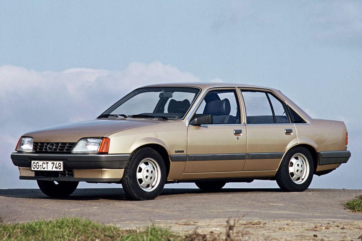 Opel Rekord 2 0 S Ls Specificaties Autoweek Nl