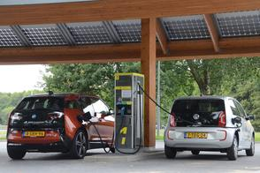 Fastned bouwt mee aan Europees laadstationnet