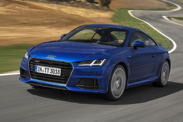 Audi TT 2.0 TDI ook als Quattro
