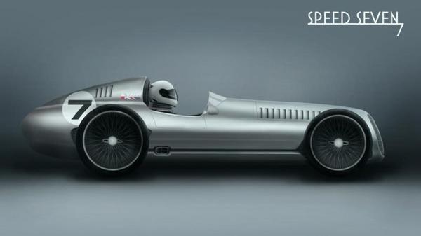 Kahn Design gaat op de retrotoer met Speed 7