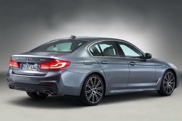 Gelekt: de nieuwe BMW 5-serie!