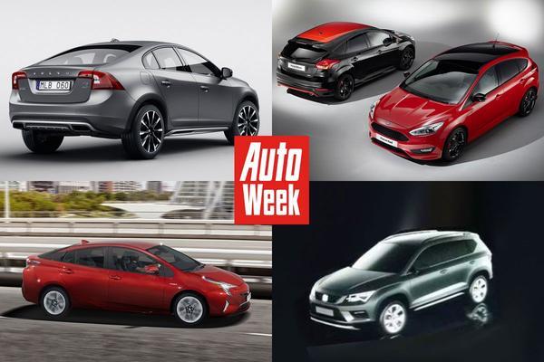 Dit wordt de AutoWeek: week 6