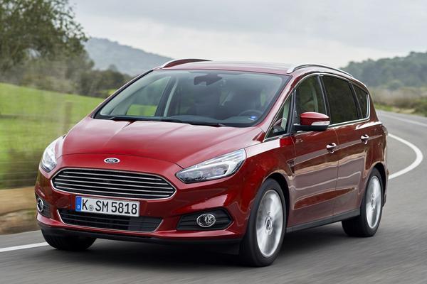 Alle prijzen van de nieuwe Ford S-Max