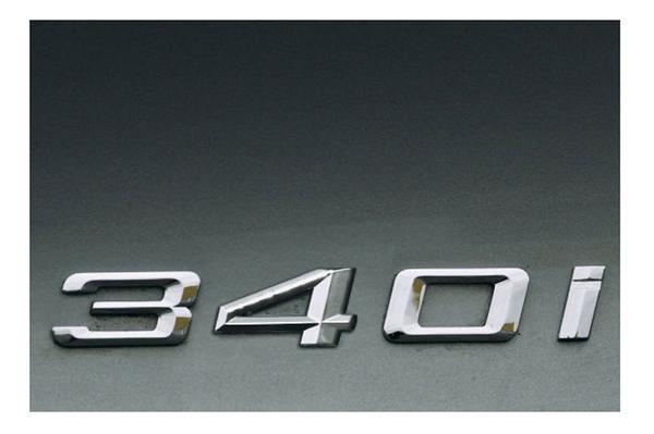 BMW 340i komt tussen 335i en M3