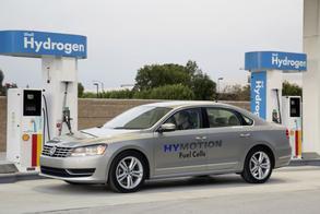 Volkswagen Passat lust ook waterstof