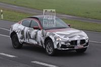 'Geen Macan-concurrent voor Maserati'
