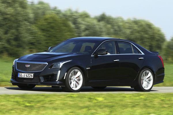 Rij-impressie: Cadillac CTS-V