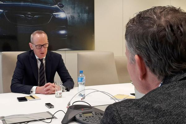Interview: Opel-CEO over overname door PSA