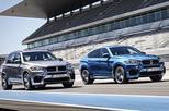 BMW X5 M en X6 M