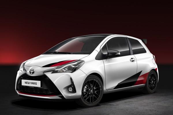 Dít is de nieuwe hot hatch van Toyota!