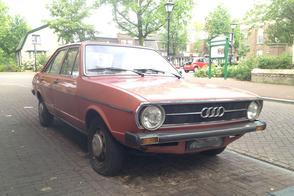 In het wild: Audi 80 B1