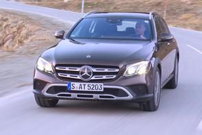 Mercedes-Benz E-klasse All-Terrain - Rij-impressie