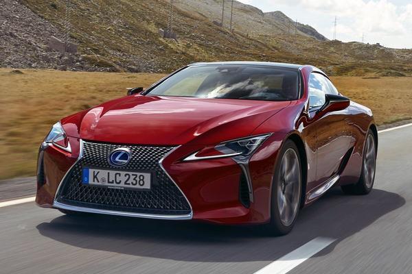 Rij-impressie: Lexus LC 500