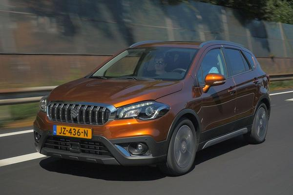 Video: Suzuki SX4 S-Cross facelift - Rij-impressie
