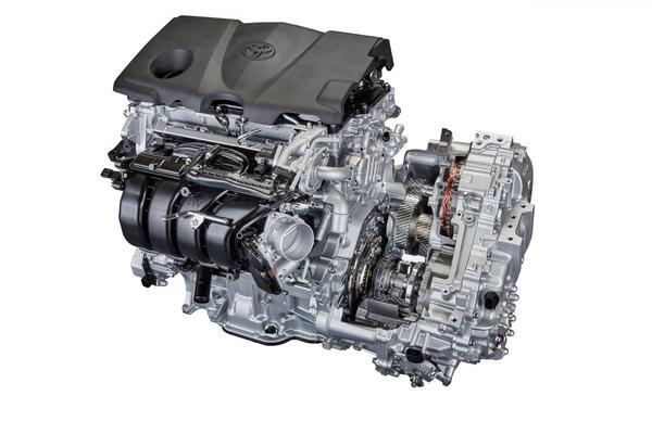 Nieuwe motoren en transmissies van Toyota