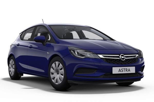 Back to Basics: Opel Astra