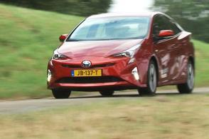 Toyota Prius als nieuwe duurtester