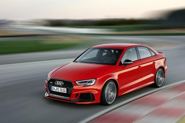Officieel: Audi RS3 Sedan
