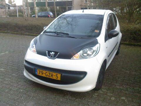 Peugeot 107 automaat problemen