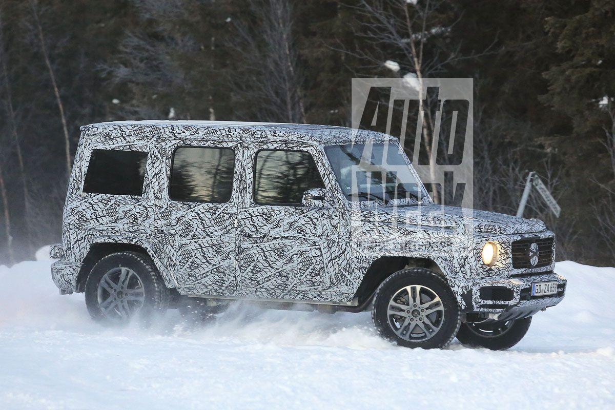 2017 - [Mercedes-Benz] Classe G II - Page 2 4h7ys22b3vbm