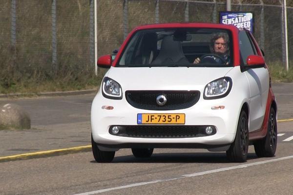 Video: Rij-impressie Smart Fortwo Cabrio