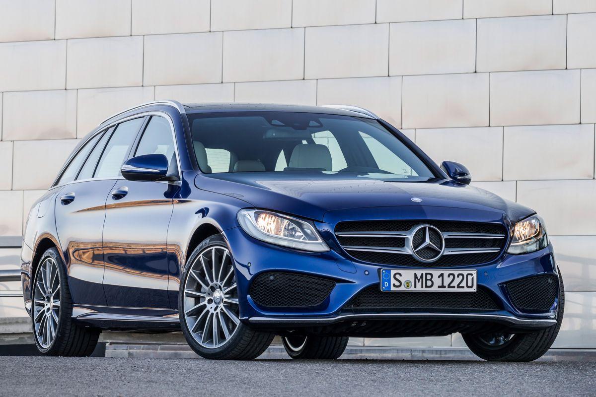 Mercedes benz c 180 estate prestige specificaties auto for Mercedes benz prestige