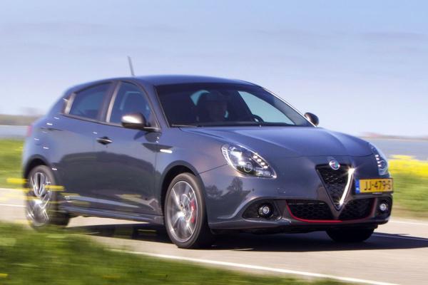 Rij-impressie: Alfa Romeo Giulietta