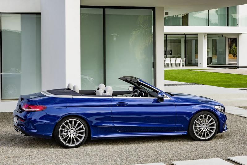 prijzen mercedes benz c klasse cabrio bekend autonieuws. Black Bedroom Furniture Sets. Home Design Ideas