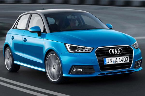 Gereden: Audi A1 facelift / 1.0 TFSI