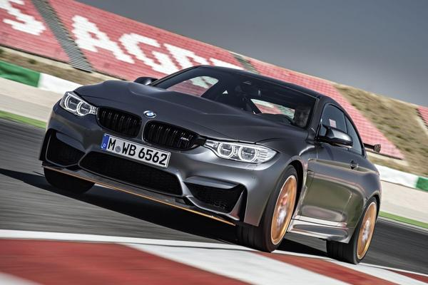 Officieel: BMW M4 GTS in volle glorie