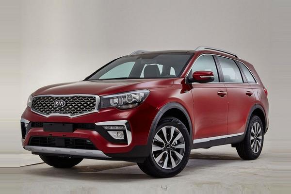 Kia KX7 is Sorento met ambities