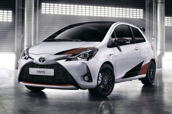 Toyota Yaris GRMN kent geen geheimen meer