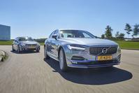 BMW 5-serie vs Volvo S90 - Dubbeltest