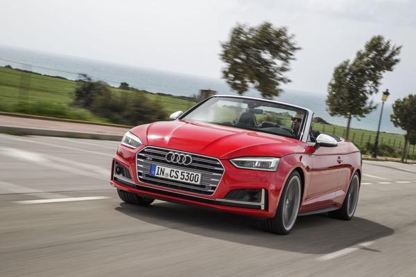 Gereden: Audi S5 Cabriolet
