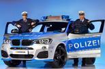 AC Schnitzers BMW X4 voor Polizei