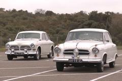 Volvo Amazon vs. Borgward Isabella - Classics Dubbeltest
