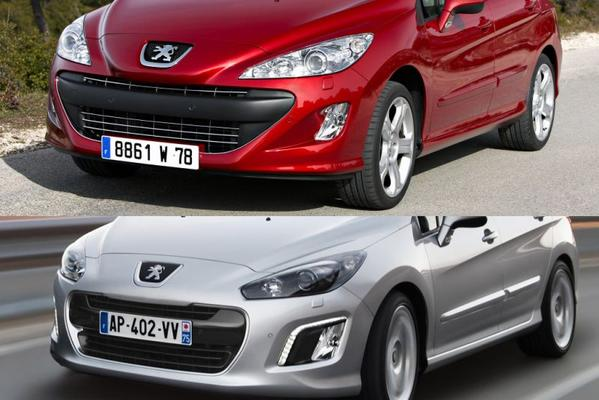 Facelift Friday: Peugeot 308