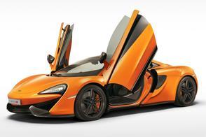 McLaren 570S neemt 911 Turbo op de korrel