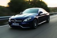 Rij-impressie Mercedes-AMG C 63 S Coup�