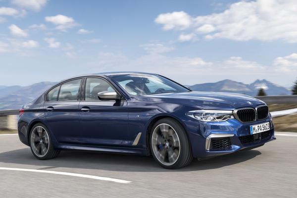 Rij-impressie: BMW M550i xDrive