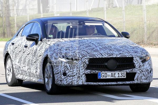 Mercedes CLE-klasse met minder 'plastic'